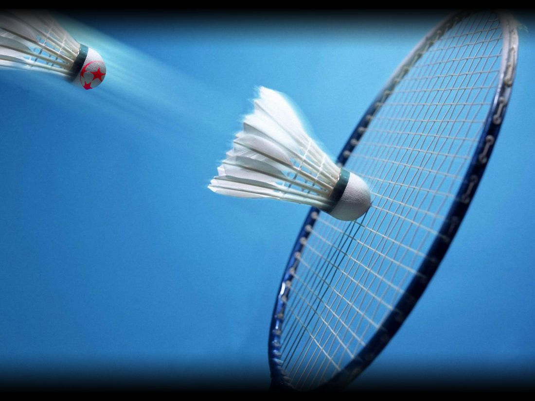 Cours de badminton